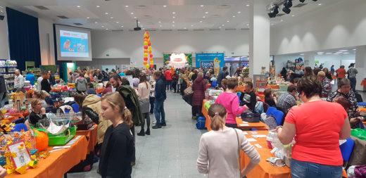 28 сентября 2019 года в Москве в бизнес-центре «Амбер Плаза» (м. Новослободская) прошла выставка домашних животных «ЗооПалитра».