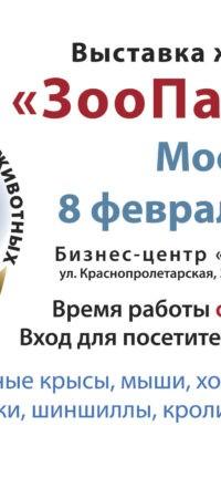 "Выставка ""ЗооПалитра - Зима 2020"""